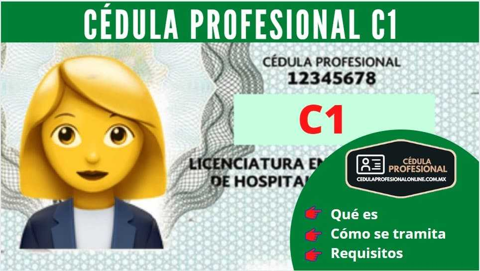 titulo profesional c1