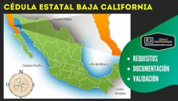 Cédula Estatal Baja California