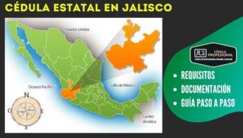 Cédula Estatal Jalisco