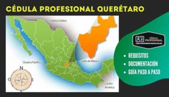Cédula Profesional en Querétaro