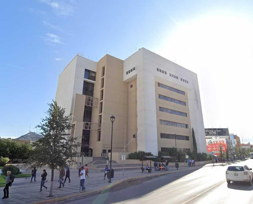 edificio Heroes de la Revolucion Chihuahua