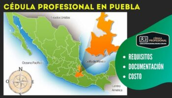 Cédula Profesional Puebla