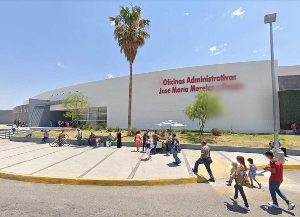 unidad administrativa gobierno juarez